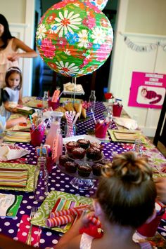 DIY Kid Party Theme- Alice in Wonderland & Mad Hatter Tea Party