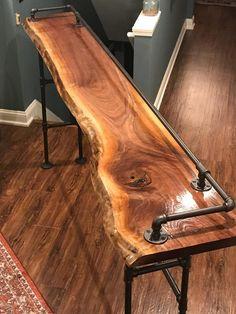 20 best live edge bar images bar countertops woodworking bar home rh pinterest com