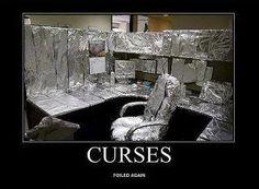 Curses. Foiled again! :D