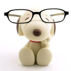 Snoopy Eyeglasses Stand: Beige/Brown Snoopy http://www.amazon.com/dp/B006IL8GJM/ref=cm_sw_r_pi_dp_auXxvb1V112ER