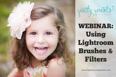 We have received so many requests for another webinar about creating a clean edit in Lightroom.  So it brings me great pleasure to announce that we will be offe