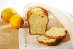 Slow Cooker Baked Lemon Cake - So Delicious and so moist! www.GetCrocked.com