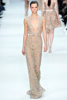 Elie Saab Haute Couture - Primavera Verano 2012