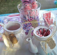 Alice in Wonderland Candy
