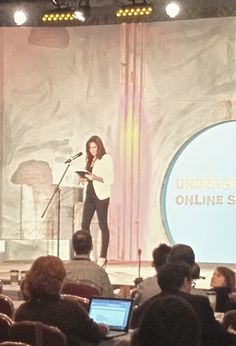 Speaking at a marketing conference in Washington DC about How to Use Pinterest for Business. I won best new speaker! Read the whole story here: http://www.entrepreneuressacademy.com/blog/an-award-winning-speaker/