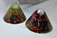 POSTING SOON!! New Orgonite Cones! Check us out at: www.komacorgonite.com