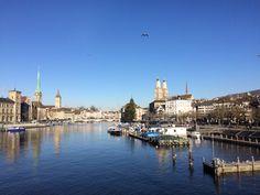 Sunny Zurich