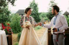 Nunta în stil tradițional cu elemente handmade