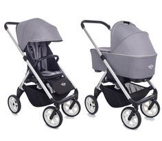 Easywalker Mini Stroller Pram - Best Strollers 2015 By Category - Dailybabyfinds.com