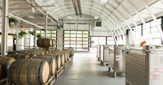Coopers Hall, an Urban Winery in Portland, Oregon - Remodelista