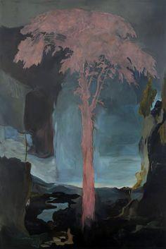 Stef Driesen painting (1)