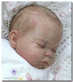 TINKERBELL-NURSERY-Unique-Newborn-baby-girl-doll-reborn-by-Helen-Jalland