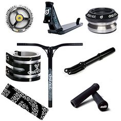 District Complete Custom LE Scooter Kit Black District http://www.amazon.com/dp/B00N82AH5A/ref=cm_sw_r_pi_dp_3smbub0HDF29X
