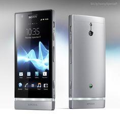 My new chiquitín... Sony Xperia P