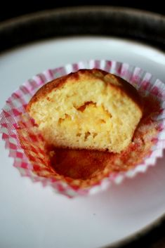 Delicious Lemon and White Chocolate Muffins. Who could resist?!