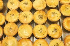 Pasticciottini al pistacchio