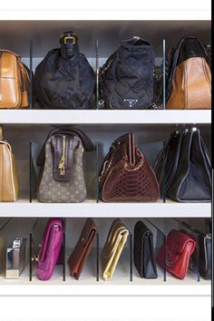 Handbag fanatic