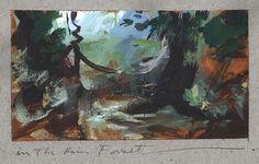 Land Sketch