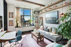 Casa da top model Erin Heatherton em NY, no West Village