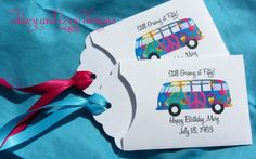 60s Party Favor by abbey and izzie designs on Etsy,