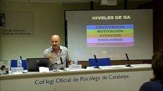 Como dar clase a los que no quieren, Juan Vaello en el Colegio de Psicólogos.