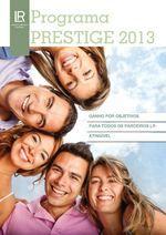 Novo Programa Prestige 2013