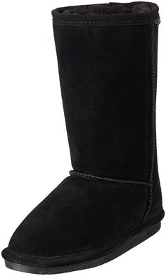Shop a great selection of BEARPAW Women's Emma Fashion Boot. Find new offer and Similar products for BEARPAW Women's Emma Fashion Boot. Tall Boots, Black Boots, Shoe Boots, Mid Calf Boots, Over The Knee Boots, Toddler Boots, Shearling Boots, Pull On Boots, Winter Snow Boots