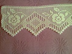 Do it yourself also known as DIY is the method of building modifying or repairing something without the aid of experts or professionals Crochet Patterns Filet, Crochet Lace Edging, Crochet Borders, Tatting Patterns, Crochet Art, Thread Crochet, Crochet Designs, Crochet Doilies, Fillet Crochet