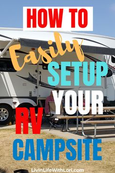 Would you like to go camping? If you would, you may be interested in turning your next camping adventure into a camping vacation. Camping vacations are fun and exciting, whether you choose to go . Travel Trailer Camping, Diy Camping, Camping Life, Rv Life, Family Camping, Tent Camping, Campsite, Camping Gear, Camping Hacks