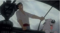 SERIOUSLY, LOOK AT IT FLOW IN THE WIND.   Prince Eric Was The Best Disney Prince And It's OK To Be Attracted To Him