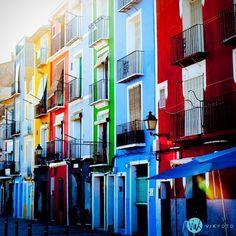 Villajoyosa, Valencia, España