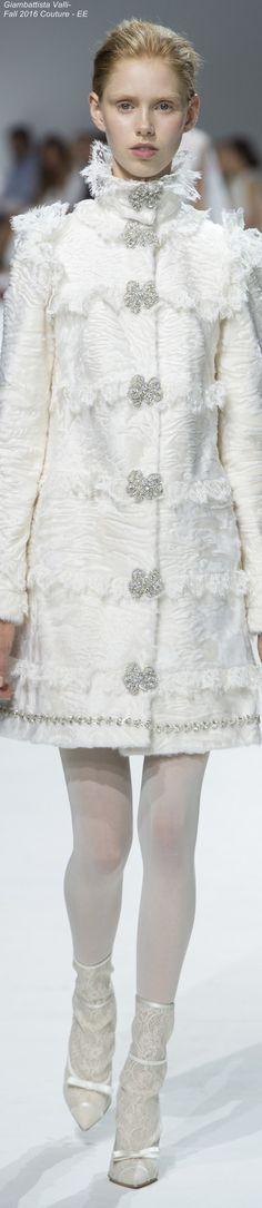 Giambattista Valli- Fall 2016 Couture - EE