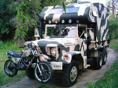 Monster Camper