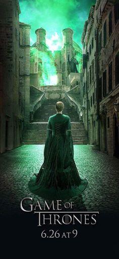 Cersei Lannister (fan art)