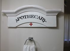 No Minimalist Here Apothecary Sign