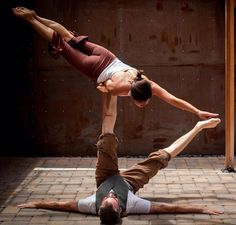 AcroYoga! | Loved and pinned by www.downdogboutique.com