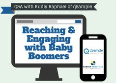 Survey Analytics Blog: Reaching and Engaging with Baby Boomers Through Surveys