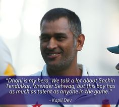 "<b>""I would go to war with Dhoni by my side."" - Gary Kirsten</b>"