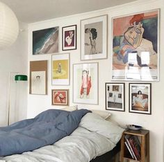 50 Incredible Living Rooms to Inspire Your 2018 Home Makeover – Best Home Decoration Home Bedroom, Bedroom Decor, Arty Bedroom, Wall Decor, Deco Design, My New Room, House Rooms, Apartment Living, Modern Decor