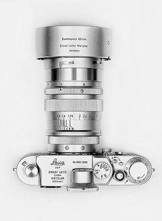 Die gute alte Leica <3