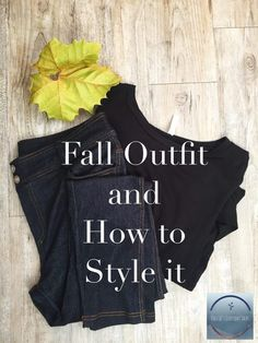 Casual outfit of the day for fall and how to style it | Kallia's Everyday Talks