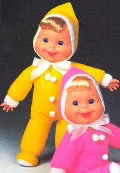 #Boneco #Feijãozinho #Estrela década de 80