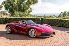 Rezvani Beast Speedster! Bet you have already heard of Samir Sadikhov! Well, Rezvani has presented his version of the supercar – Beast Speedster. Well, Samir actually has designed both these models.  You will easily notice the 50s and the 60s influence and also the Ariel Atom chassis, just like last year's Bestia...