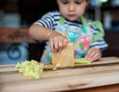 Atelier Saint-Cerf Couteau de bois - Boutique Planète Bébé