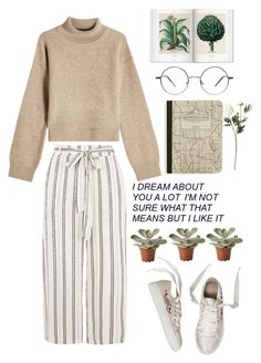""""" by klemlus ❤ liked on Polyvore featuring Rejina Pyo and Crate and Barrel"