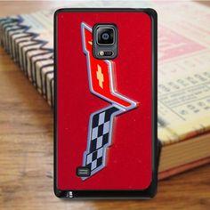 Corvette Flag Samsung Galaxy Note Edge Case