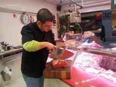 Ismael en Carnisseries Rubio Francisco