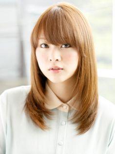 medium length hair style