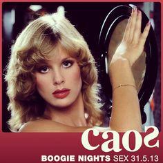 Hoje à noite tem #Boogie Nights com Tahira & Trusty.