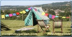 #England at its best - #camp in a private  #cotswolds garden with http://campinmygarden.com     #nocrowds #travel